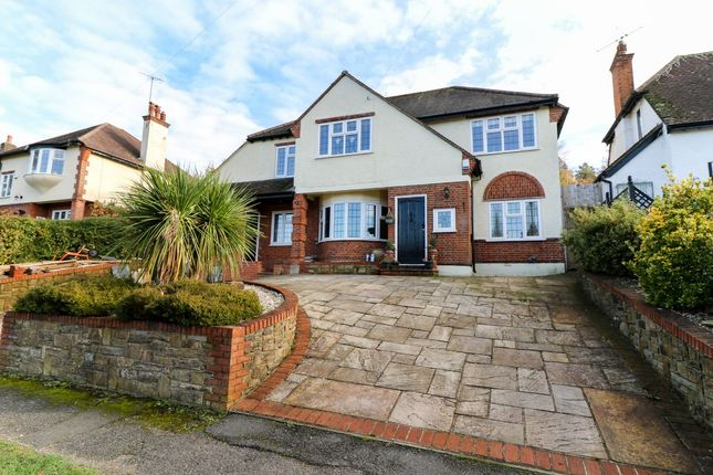 Thumbnail Detached house for sale in Lackford Road, Chipstead, Coulsdon