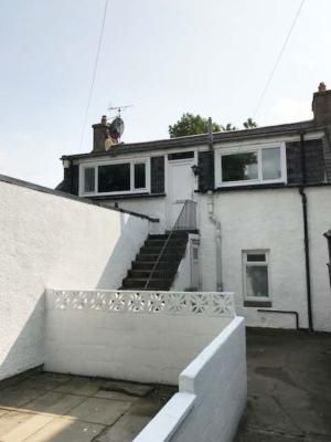 Thumbnail Cottage to rent in 12A Piries Lane, First Floor Flat