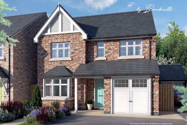 Thumbnail Detached house for sale in Woodside, Shipley Park Gardens, Shipley, Derbyshire