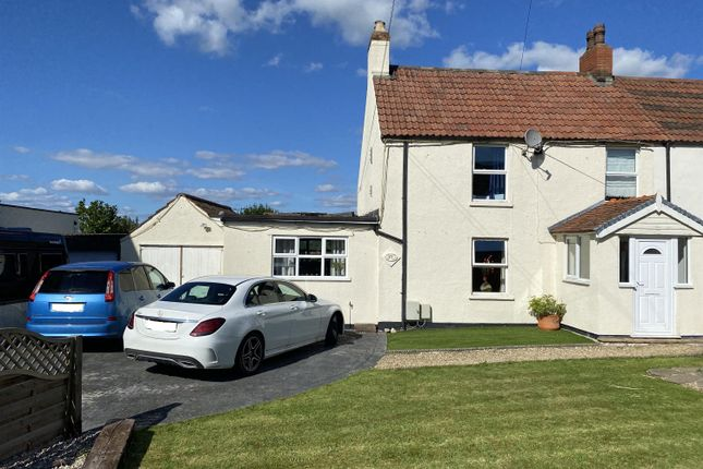 Thumbnail Semi-detached house for sale in Claverham Road, Yatton