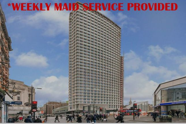 Thumbnail Flat to rent in 101-103 New Oxford Street, Centre Point, Fitzrovia