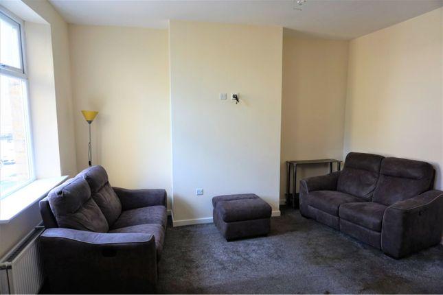 Lounge of Hornby Street, Halifax HX1