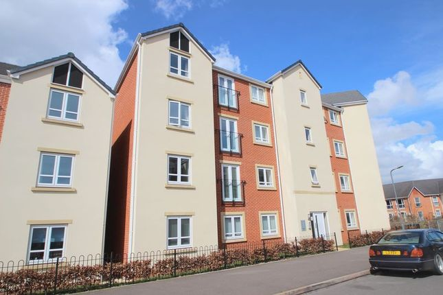 Thumbnail Flat for sale in Coach House Way, Warwick Road, Stratford-Upon-Avon