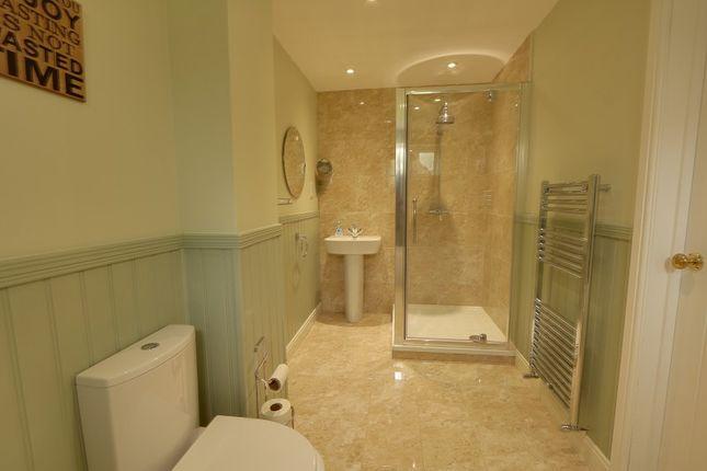 Annex En-Suite of With 1 Bed Annex, Church Lane, Alvington, Lydney, Gloucestershire. GL15