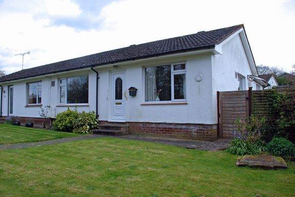 Thumbnail Semi-detached bungalow for sale in Mallocks Close, Tipton St. John, Sidmouth