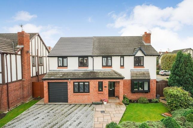 Thumbnail Detached house for sale in Kirkby Avenue, Ripon