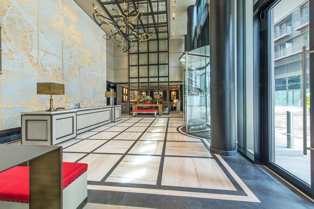 Eg Concierge of Capital Building, Embassy Gardens, 5 New Union Square, Nine Elms, London SW11