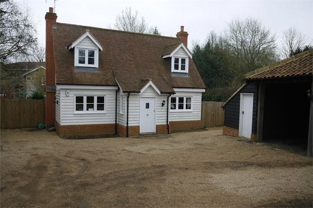 Thumbnail Detached house to rent in High Street, Stock, Ingatestone, Essex