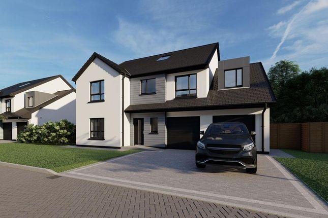 Thumbnail Detached house for sale in Plot 52, The Meadows, Douglas Road, Castletown