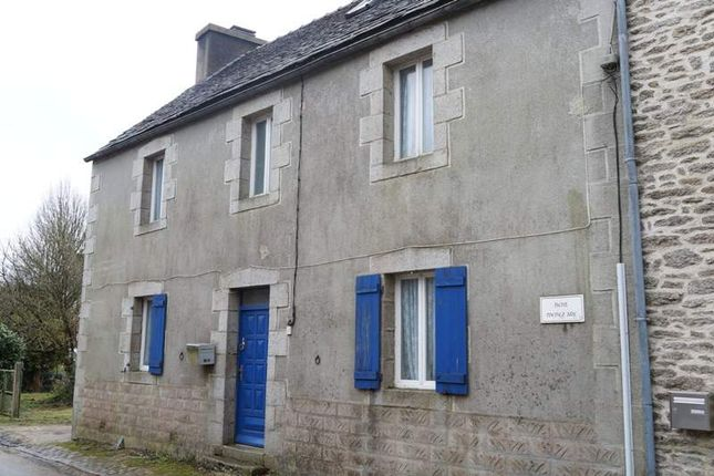 Properties For Sale In Huelgoat Brittany