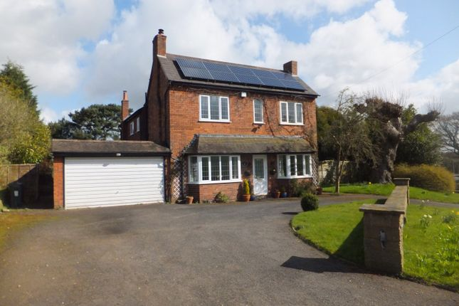 Thumbnail Detached house for sale in Hillwood Road, Four Oaks, Sutton Coldfield