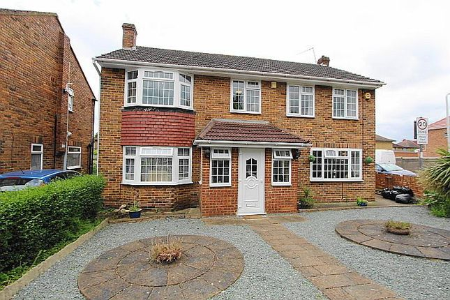 Thumbnail Detached house for sale in Kingshill Avenue, Hayes, Middlesex