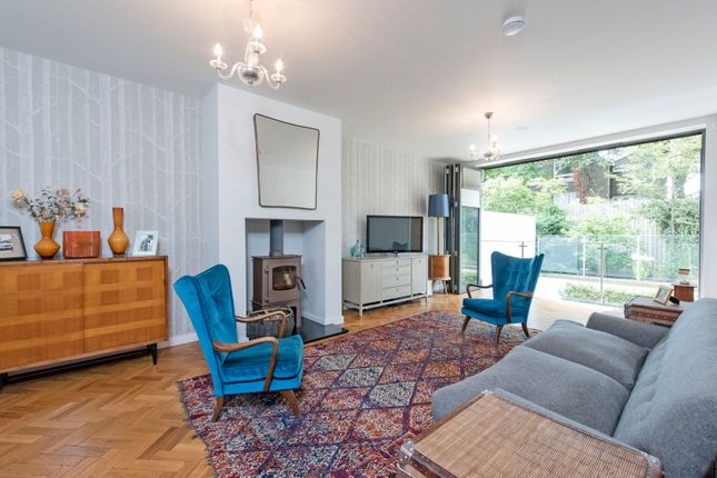 Thumbnail Detached house to rent in West Road, Abbeville Village, London