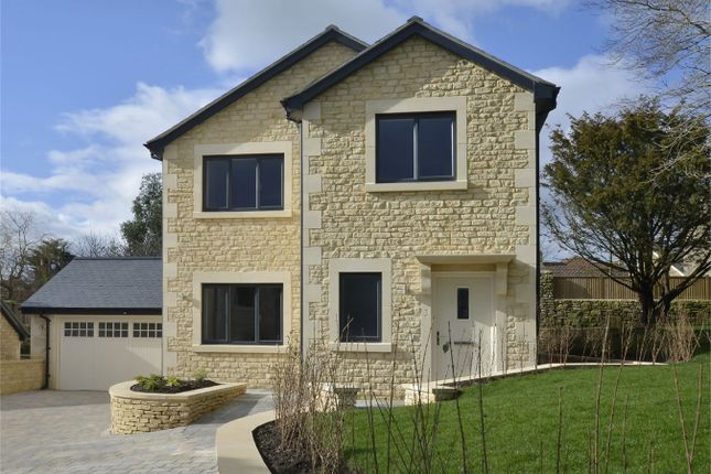 Thumbnail Detached house for sale in Timbrell View, Budbury Close, Bradford On Avon
