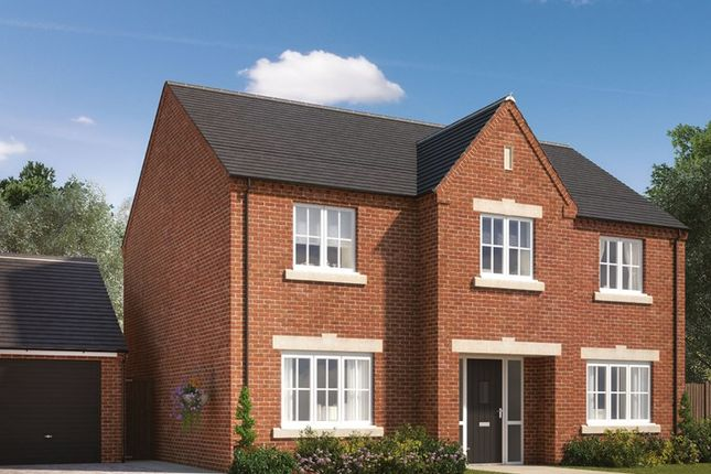 Thumbnail Detached house for sale in City Fields, Novale Way, Wakefield
