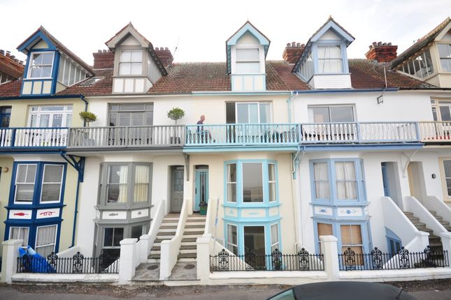 Thumbnail Maisonette to rent in Wave Crest, Whitstable