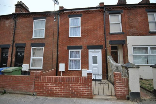 2 bed terraced house for sale in Gertrude Road, Norwich