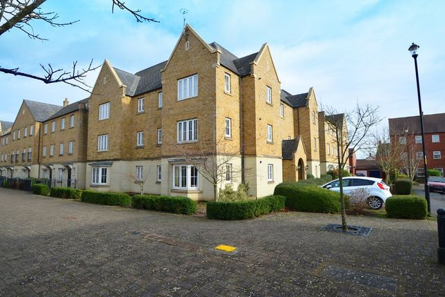 Thumbnail Flat for sale in Nightingale Gardens, Coton Park, Rugby
