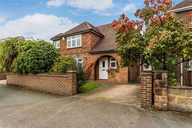 4 bed detached house for sale in Horsell, Surrey
