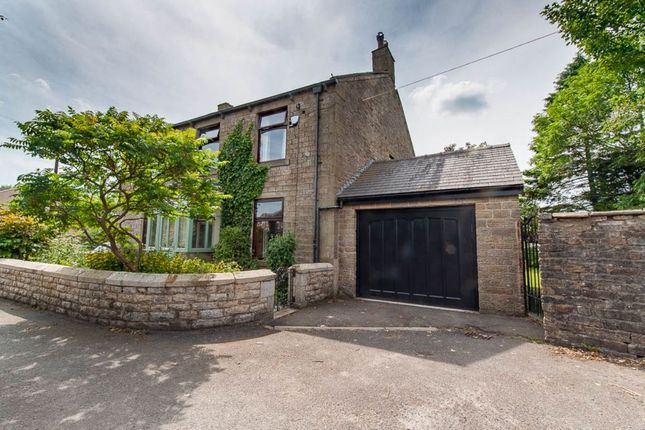 Thumbnail Detached house for sale in Worsley Street, Rising Bridge, Accrington