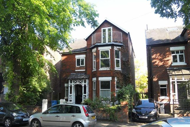 Thumbnail Detached house for sale in Maple Avenue, Chorlton, Manchester