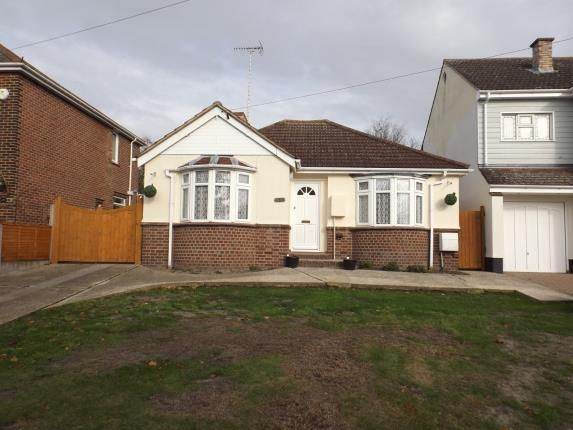 Thumbnail Bungalow for sale in St. Andrews Avenue, Colchester