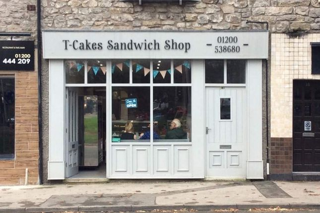 Retail premises for sale in Clitheroe BB7, UK
