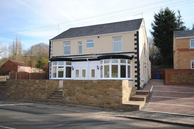 Thumbnail Flat to rent in Sheffield Road, Chesterfield