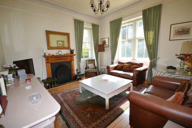 Sitting Room of Drummond Street, Crieff PH6