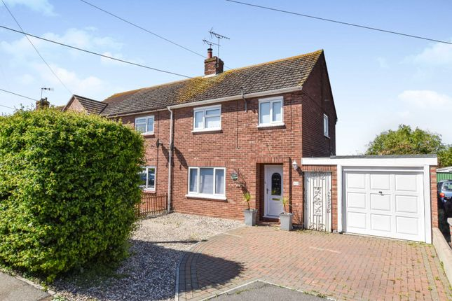 Thumbnail Semi-detached house for sale in Colchester Road, Manningtree