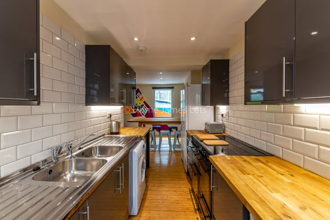 Thumbnail End terrace house to rent in Islingword Road, Brighton