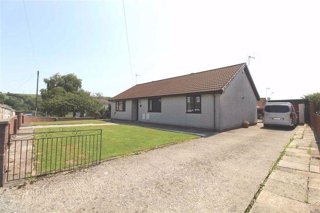 Thumbnail Detached bungalow for sale in Rock Terrace, Ynysybwl, Pontypridd