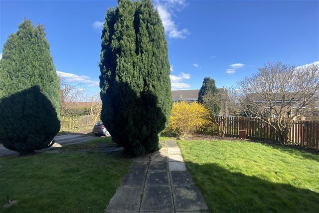 Garden of Oakworth Drive, Halfway, Sheffield S20