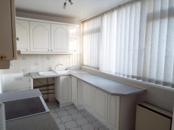 Kitchen of Churchill Mansions, Cooper Street, Runcorn, Cheshire WA7