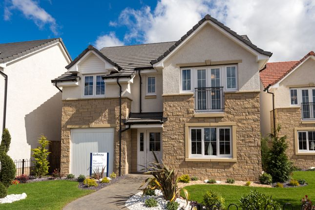 Thumbnail Detached house for sale in Off Dullatur Road, Cumbernauld