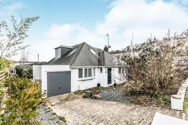 Thumbnail Bungalow for sale in Shepherds Croft, Withdean, Brighton, East Sussex