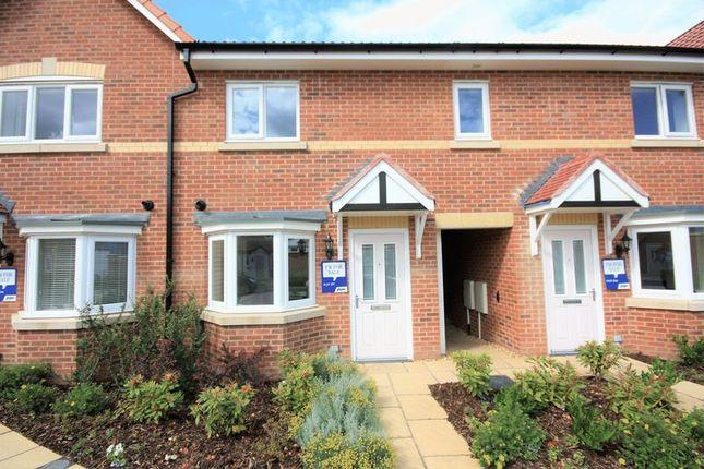 Thumbnail Property for sale in Plot 207, Ecclestone Grange, St. Helens