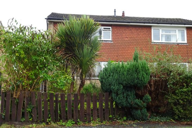 Thumbnail Semi-detached house to rent in Forest Dene, Crowborough