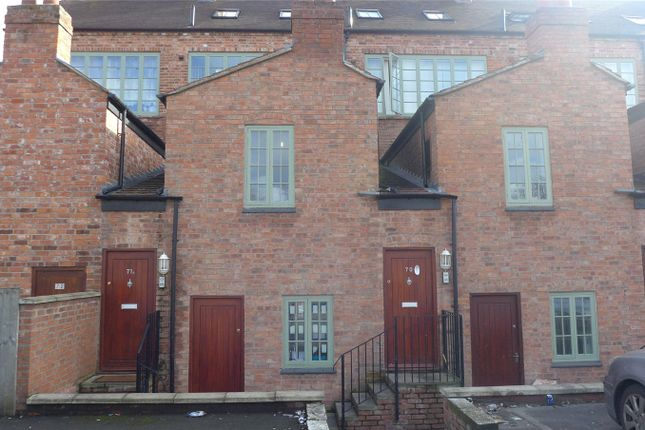 Thumbnail Flat to rent in Far Gosford Street, Stoke, Coventry, West Midlands