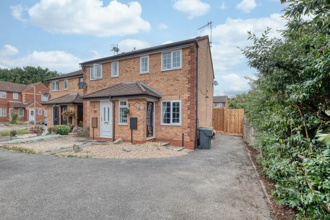 Thumbnail Semi-detached house to rent in Knowesley Close, The Oakalls, Bromsgrove