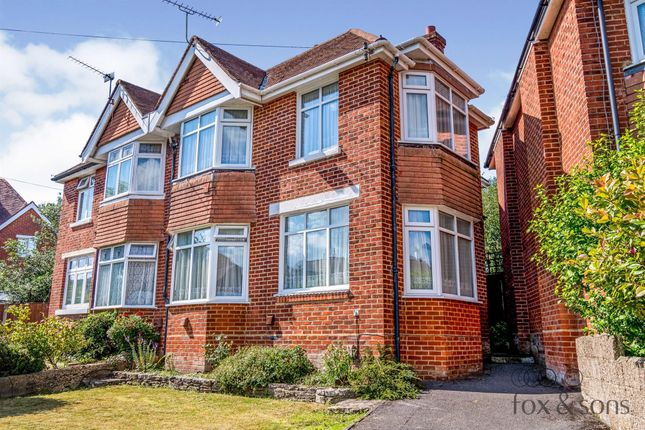 Semi-detached house for sale in Oliver Road, Southampton