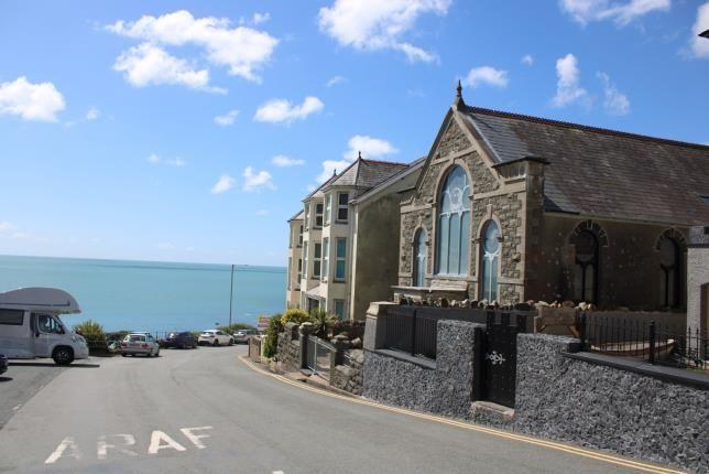Thumbnail Property for sale in Marine Crescent, Criccieth, Gwynedd, .