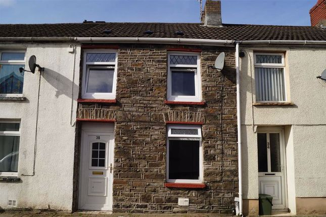 Thumbnail Terraced house for sale in Duffryn Street, Mountain Ash