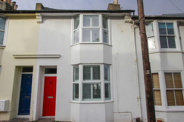 3 bed terraced house for sale in Lincoln Street, Brighton