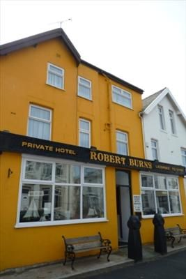 Thumbnail Hotel/guest house for sale in Robert Burns Hotel, 25 Wellington Road, Blackpool, Lancashire