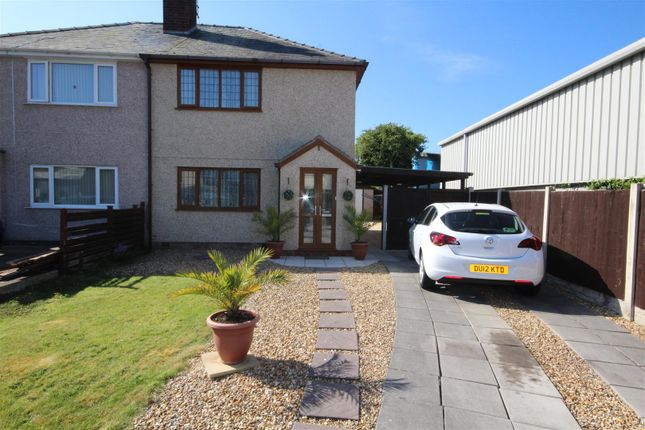 Thumbnail Property for sale in Bryn Marl Road, Mochdre, Colwyn Bay