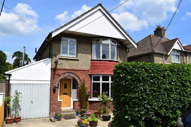 Thumbnail Detached house for sale in Rowden Road, Chippenham, Wiltshire