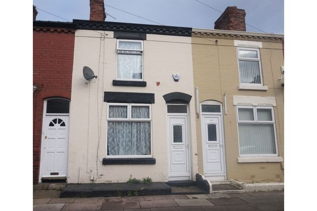 Thumbnail Terraced house for sale in Grosvenor Road, Liverpool