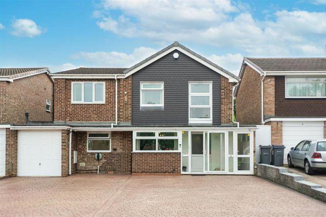 Thumbnail Property for sale in Norwich Drive, Harborne, Birmingham