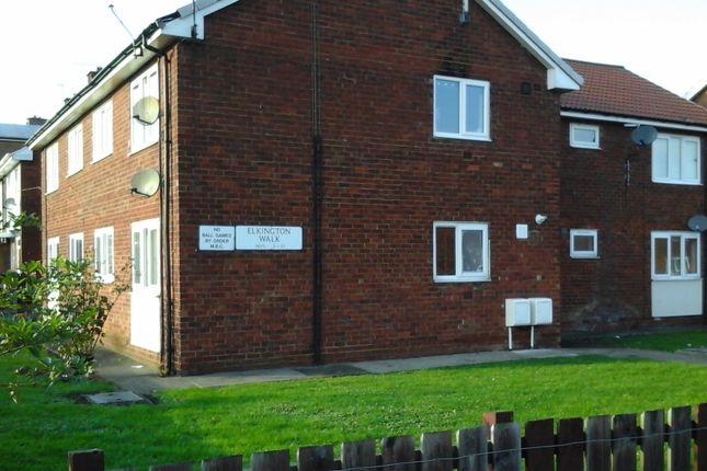 Thumbnail Flat to rent in Elkington Walk, Netherfields, Middlesbrough